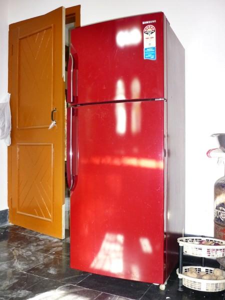refrigerator double door guwahati girls hostel