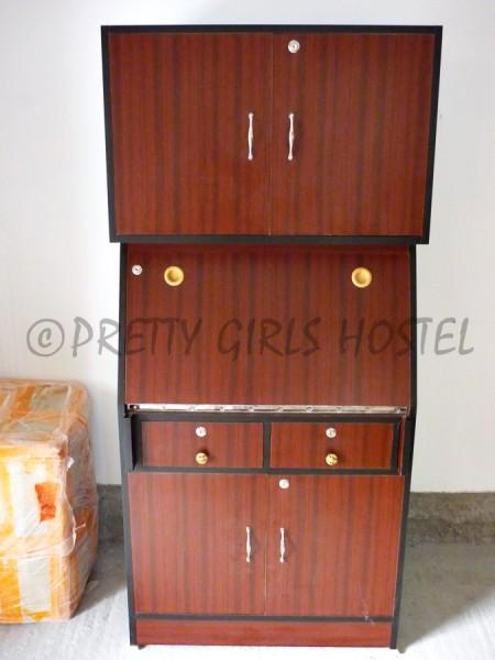 almirah cum study table guwahati girls hostel