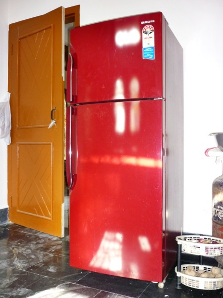 refrigerator double door guwahati girls hostel