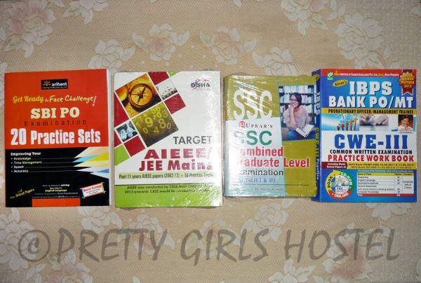 ssc-cgl-ibps-sbi-po-aieee-pretty-girls-hostel-library