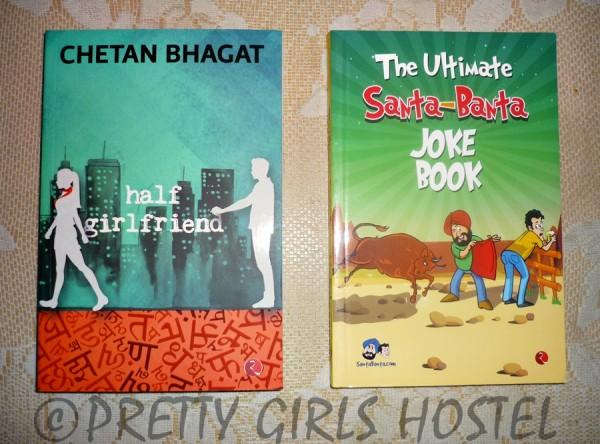 chetan-bhagat-half-girlfriend-santa-banta-joke-book