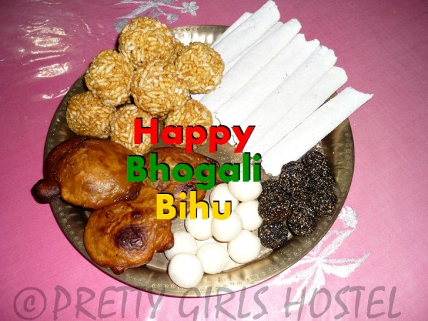 Happy Bhogali Bihu