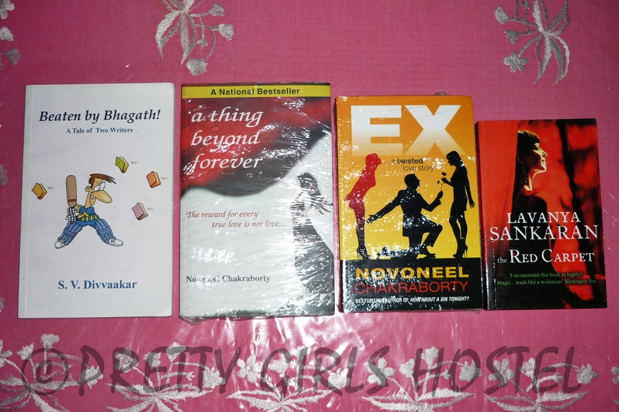 Novoneel Chakraborty S Books Amp Lavanya Sankaran And S V